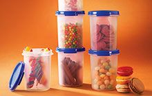 Organize your pantry better with Tupperware