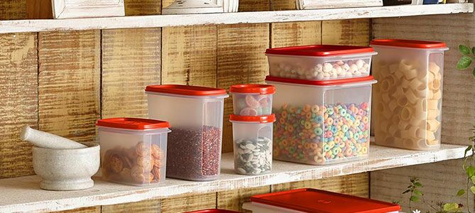Tupperware Innovative products