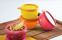 Tupperware Sandwich keeper for on the go meals